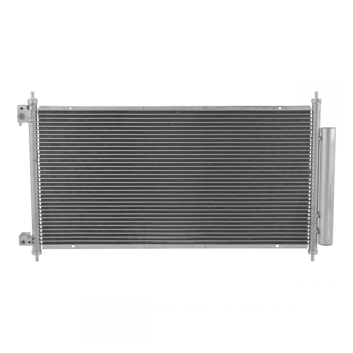 AC Condenser A//C Air Conditioning with Receiver Drier for Acura TL