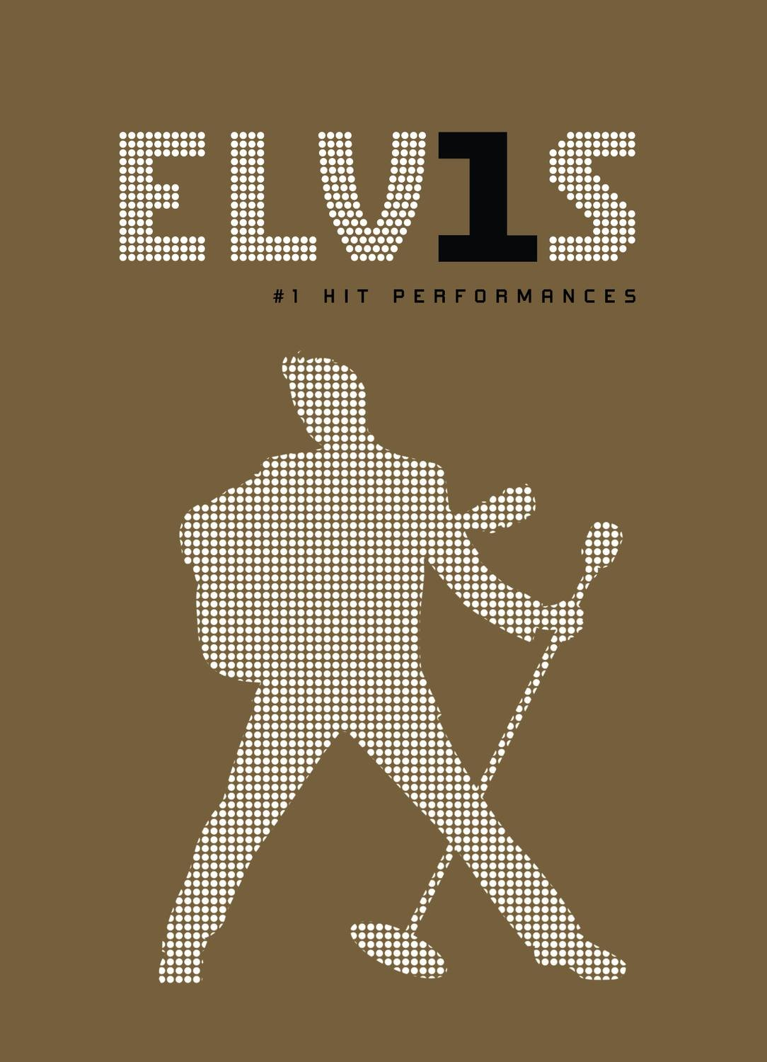 Elv1s #1 Hit Performances Elvis Presley Sony BMG Music Entertainment 3346784 Pop