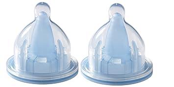 Breastflow Stage 1 Teat 2-Pack