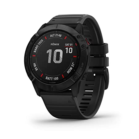 Garmin Fenix 6X Pro, reloj GPS multideporte definitivo, funciones ...