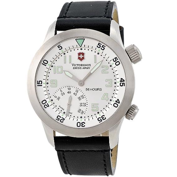Victorinox 24717 - Reloj de Pulsera Hombre, Color Negro: Amazon.es: Relojes