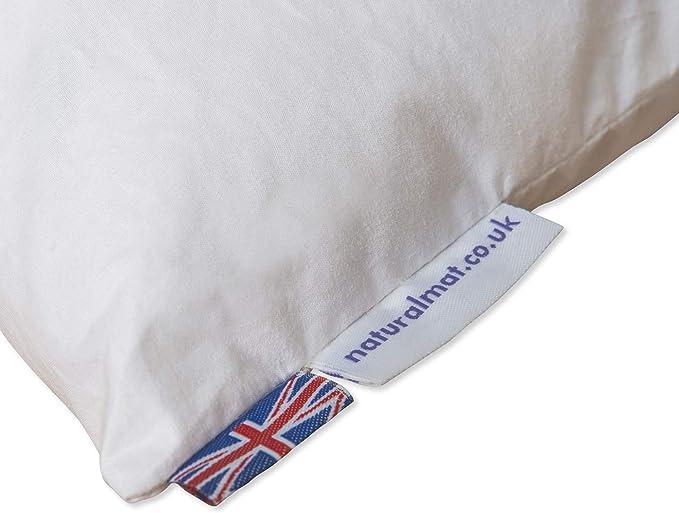 Naturalmat Luxury Organic Wool Pillows