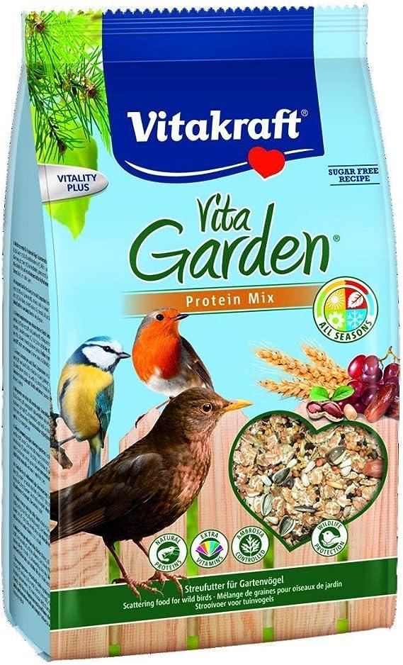 Vitakraft Vita Jardín Alimento Para Aves Silvestres Proteína Mix - 1kg