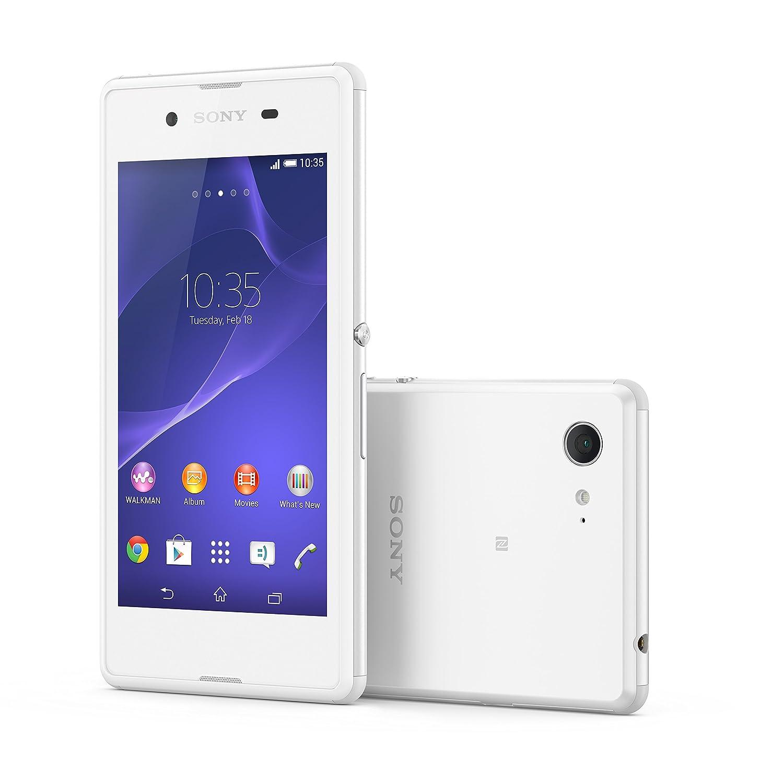 Sony Xperia E3 Smartphone kein SIM Lock 4G Display Amazon Elektronik