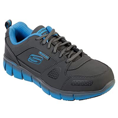 Skechers Work Mens Telfin - Thordd ESD | Shoes