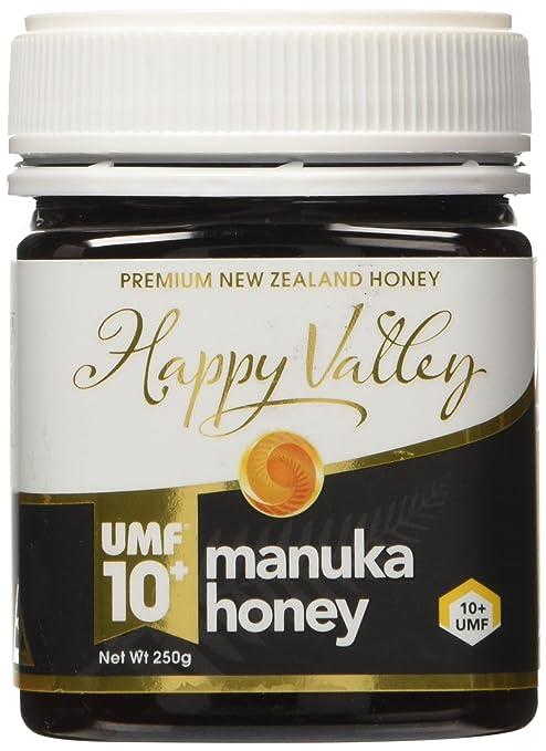 7 opinioni per Happy Valley UMF 10+ Miele Manuka 250g