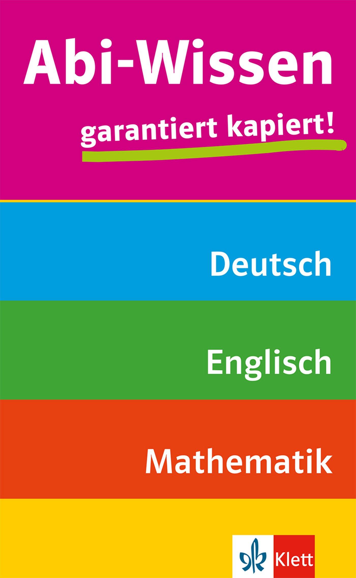 klett-abi-wissen-mathematik-deutsch-englisch-garantiert-kapiert
