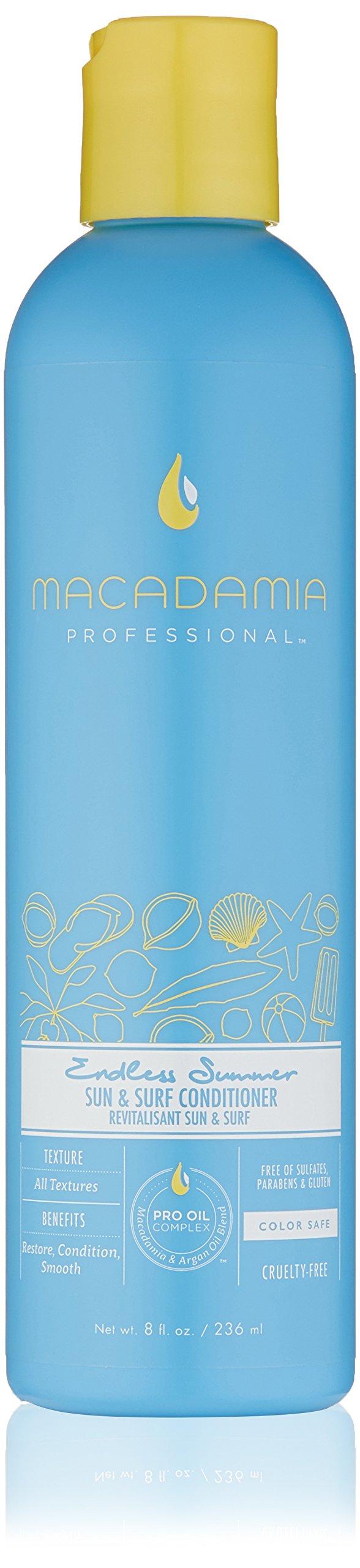 Macadamia Professional Endless Summer Sun & Surf Conditioner, Coconut Cream, 8 fl. oz.
