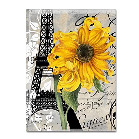 Paris Blanc by Color Bakery, 24×32-Inch Canvas Wall Art