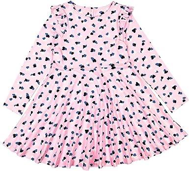 Pyret Abstract DOT Twirl Skirt 2-6YRS Polarn O