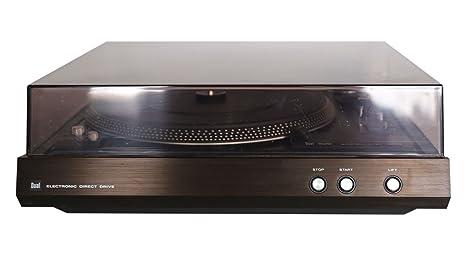 Dual CS 626 Tocadiscos – Direct Drive: Amazon.es: Electrónica