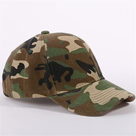Lioncein Men and Women Baseball Cap Camouflage Hat Gorras Militares Hombre Adjustable Snapbacks Caps at Amazon Mens Clothing store: