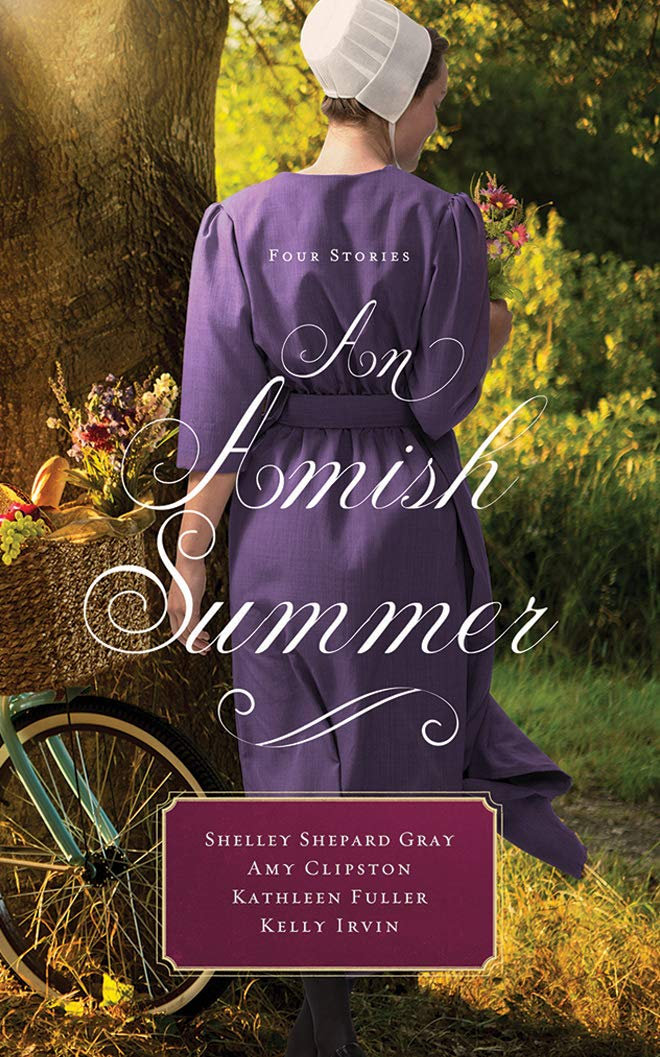 An Amish Summer: Four Stories by Zondervan on Brilliance Audio