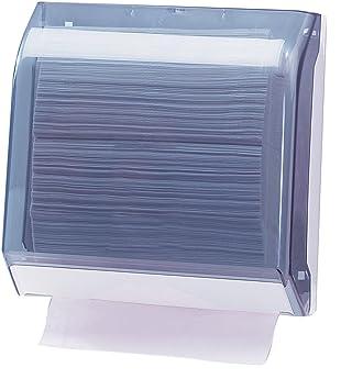 Mar Plast Dispensador Dispensador de Toallas de Papel a Toallitas Transparente a Pared: Amazon.es: Juguetes y juegos