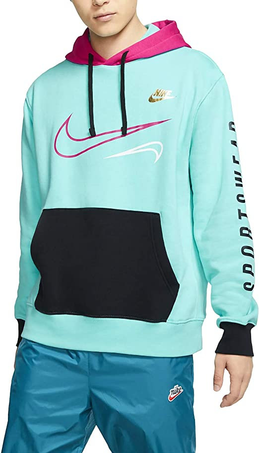 nike / v-day pullover hoodie