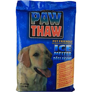 mini Pestell Paw Thaw