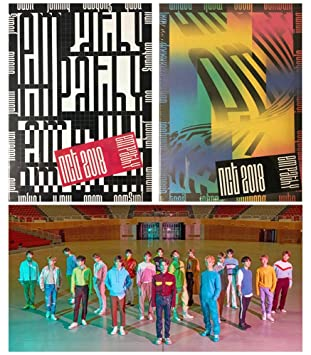 NCT 2018 EMPATHY [DREAM+REALITY Ver ] Album Set 2CD + 2 Official Posters