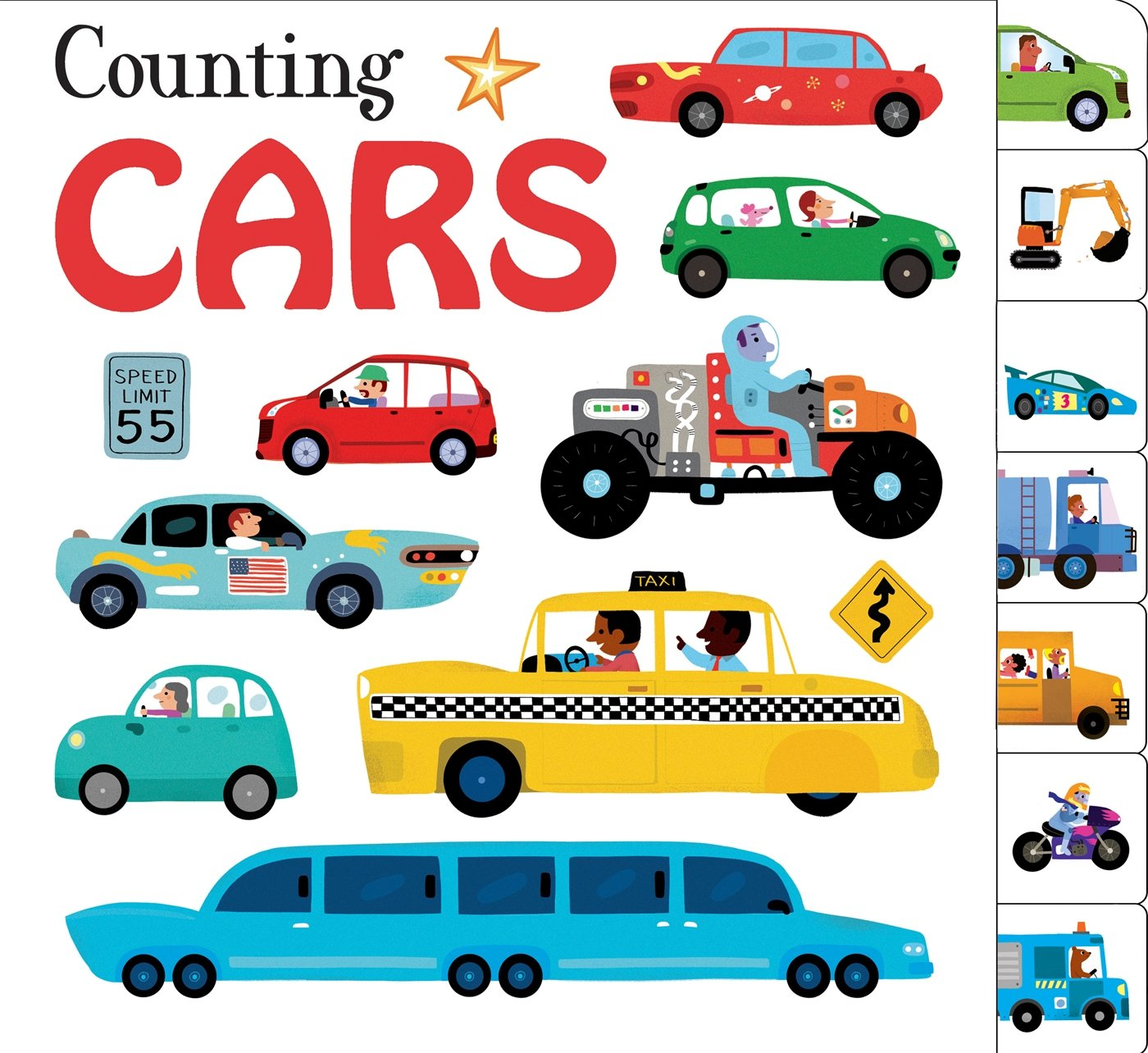 Read Online Counting Collection: Counting Cars pdf