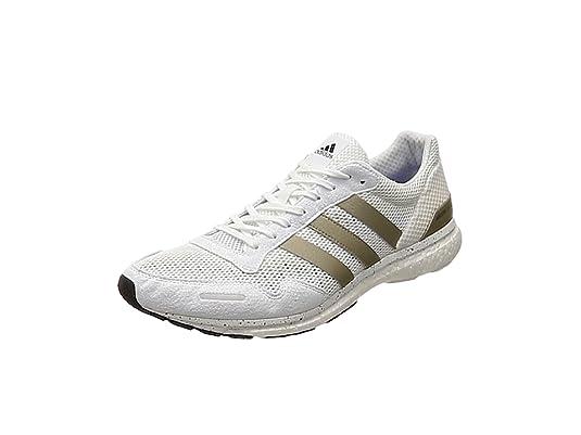 wholesale dealer 0294e 85854 adidas Adizero Adios, Zapatillas de Running para Hombre, Blanco  (FtwwhtCybemt