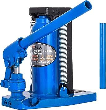 10 Ton Hydraulic Toe Jack Machine Lift Cylinder Warranty Proprietary Machinery