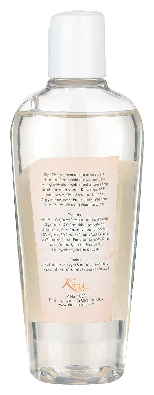 Kinjni Skin Care Acne Corrective Wash, 120 ml: Amazon in: Beauty
