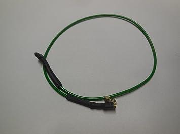 amazon com porsche 356 c green coil wire new 616 609 053 00 automotive automotive engine wires harness wiring chart porsche 356 c green coil wire new 616 609 053 00