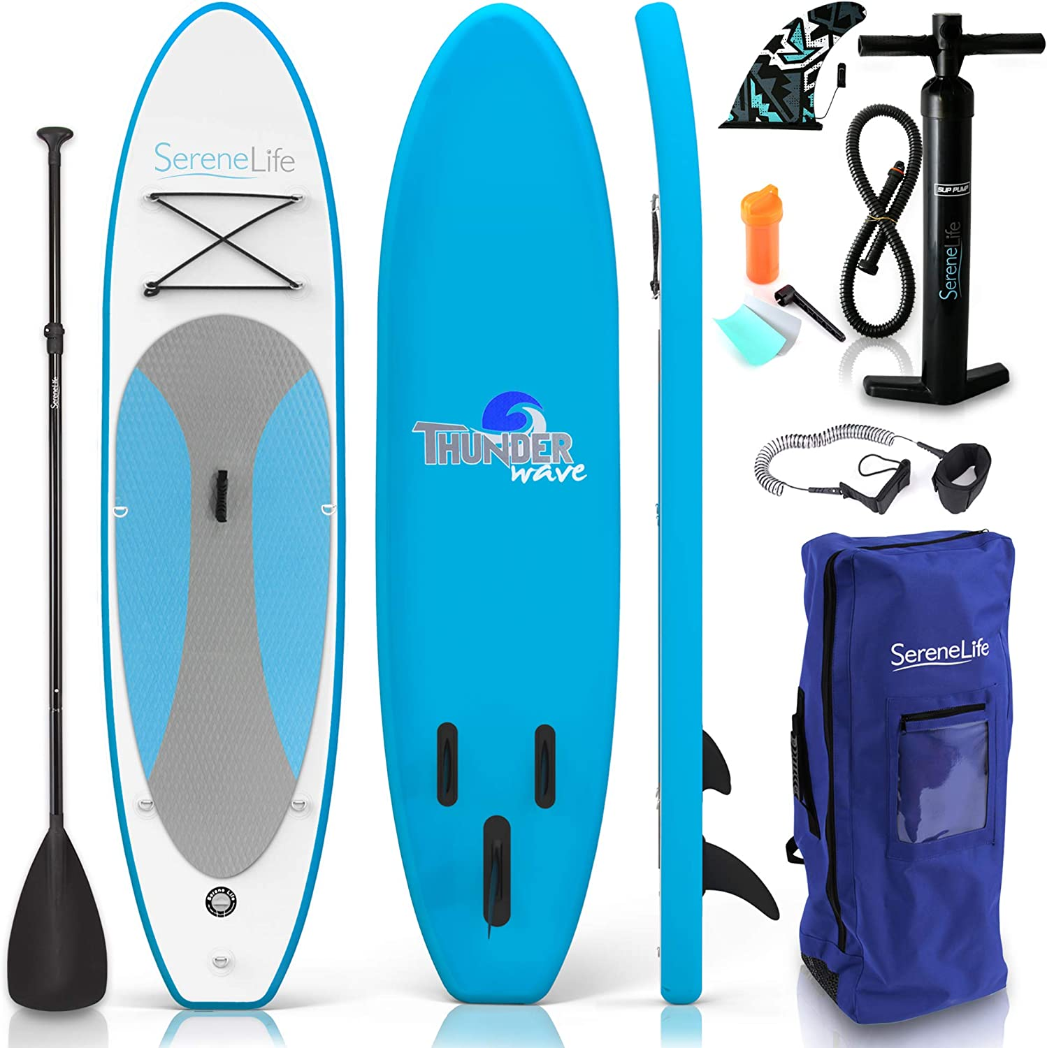 serenelife-inflatable-paddle-board-accessories