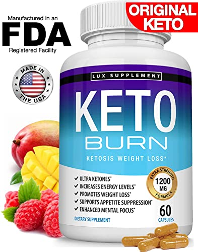 Keto Burn Pills Ketosis Weight Lo