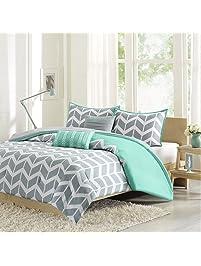 queen bedroom comforter sets. Intelligent  Comforter Bed Sets Amazon com