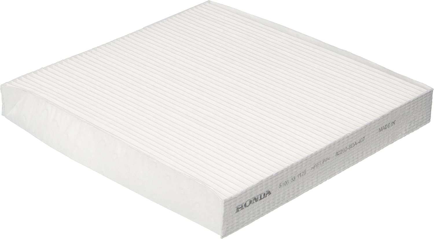New OEM # 80292-SDA-A01 Cabin Air Filter For Acura MDX Honda Accord Civic