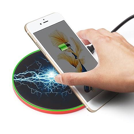 Kabellose Ladegeräte Handys & Telekommunikation 10 W Schnelle Qi Drahtlose Ladegerät Handy Pad Für Samsung S9 S8 Note8 S7 Wireless Charging Pad Für Iphone Xs Xr X 8 Puls Ladegerät Schnelle Farbe
