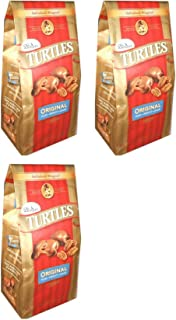 product image for Demet's Turtles Original, Pecans~Chocolate~Caramel, 17.5-Ounce (3 pack)