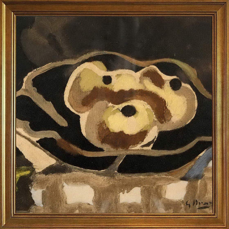Berkin Arts Georges Braque Classico Marco Giclee Imprimir en ...