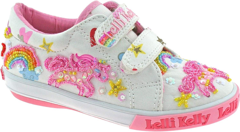 Lelli Kelly LK9051 (BA02) White Fantasy