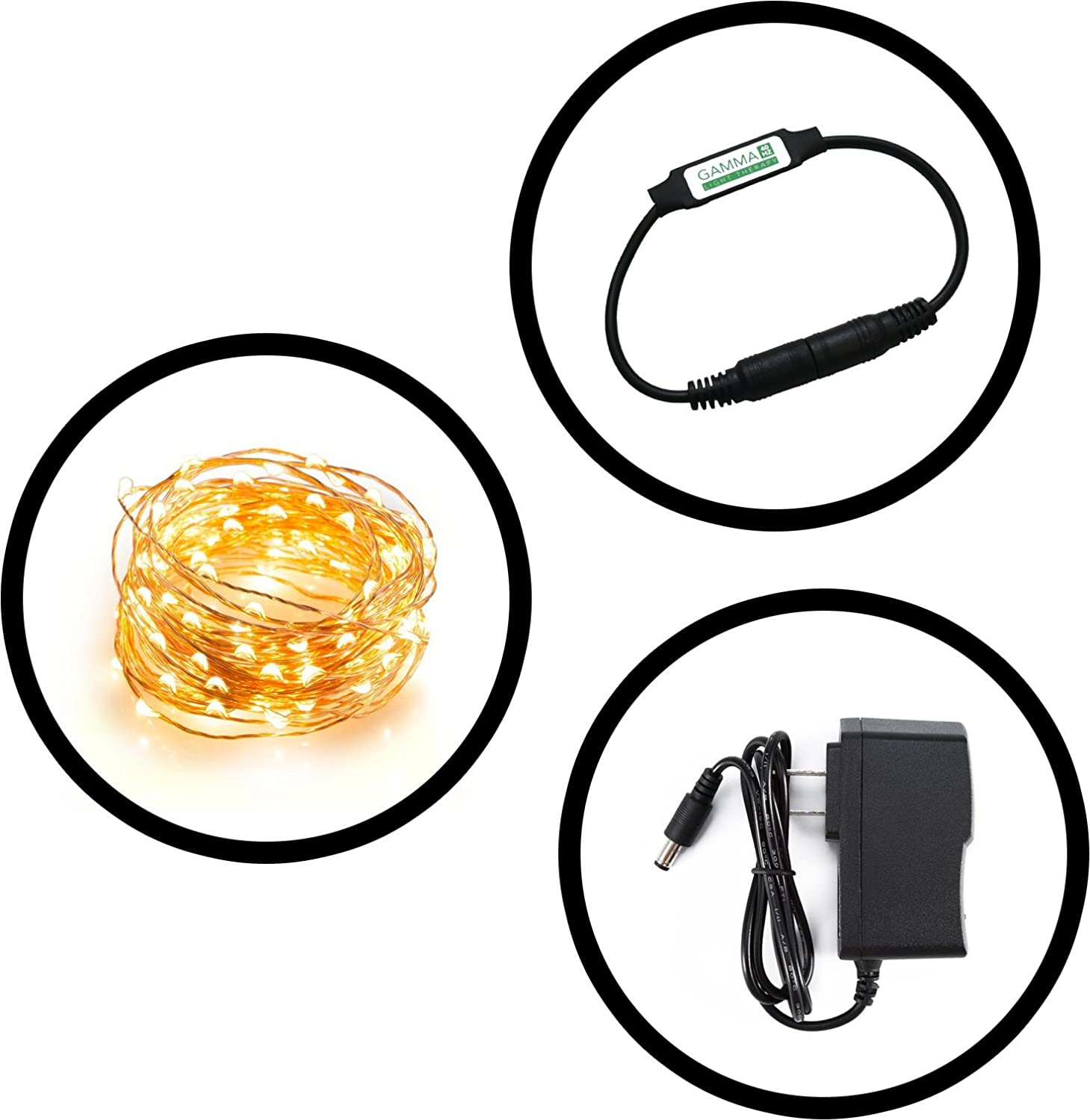 40HZ Gamma Light Therapy Kit