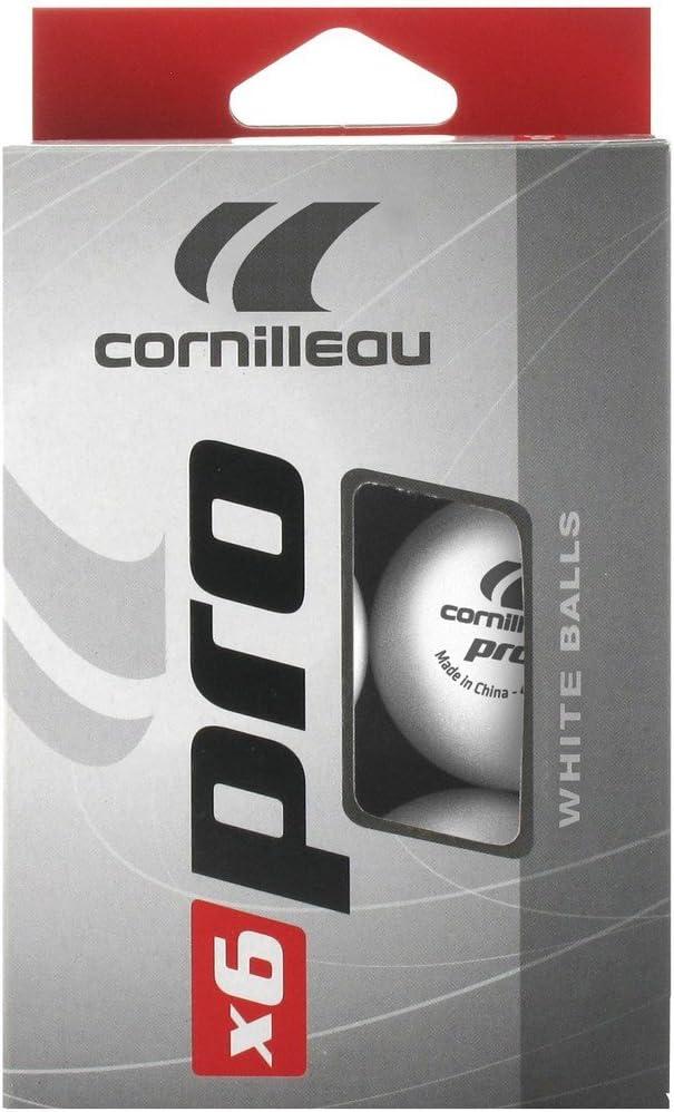 Cornilleau Pro Kit de 72 Pelotas, Unisex Adulto