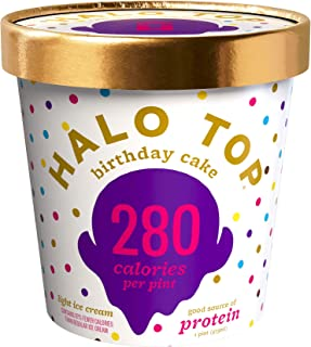 product image for Halo Top, Birthday Cake Ice Cream, Pint (4 Count)