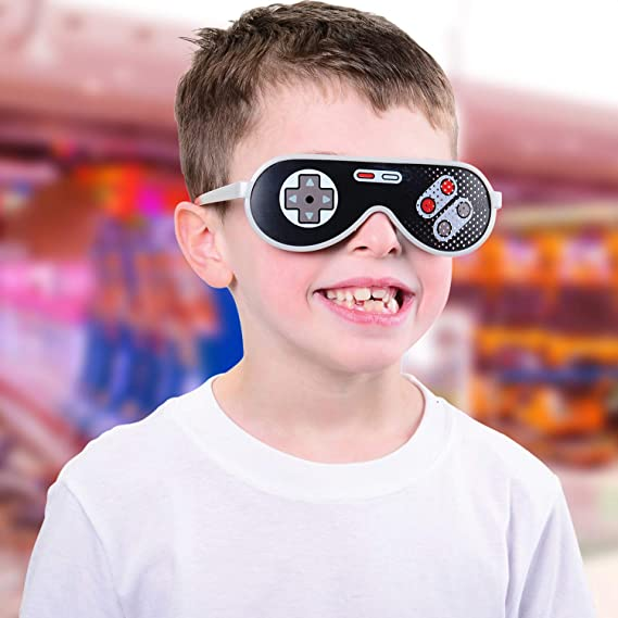 Kids Birthday Party Toy Controller Toy Sunglasses Party Favors for Kids Themed Toys Supplies 12 Count U.S