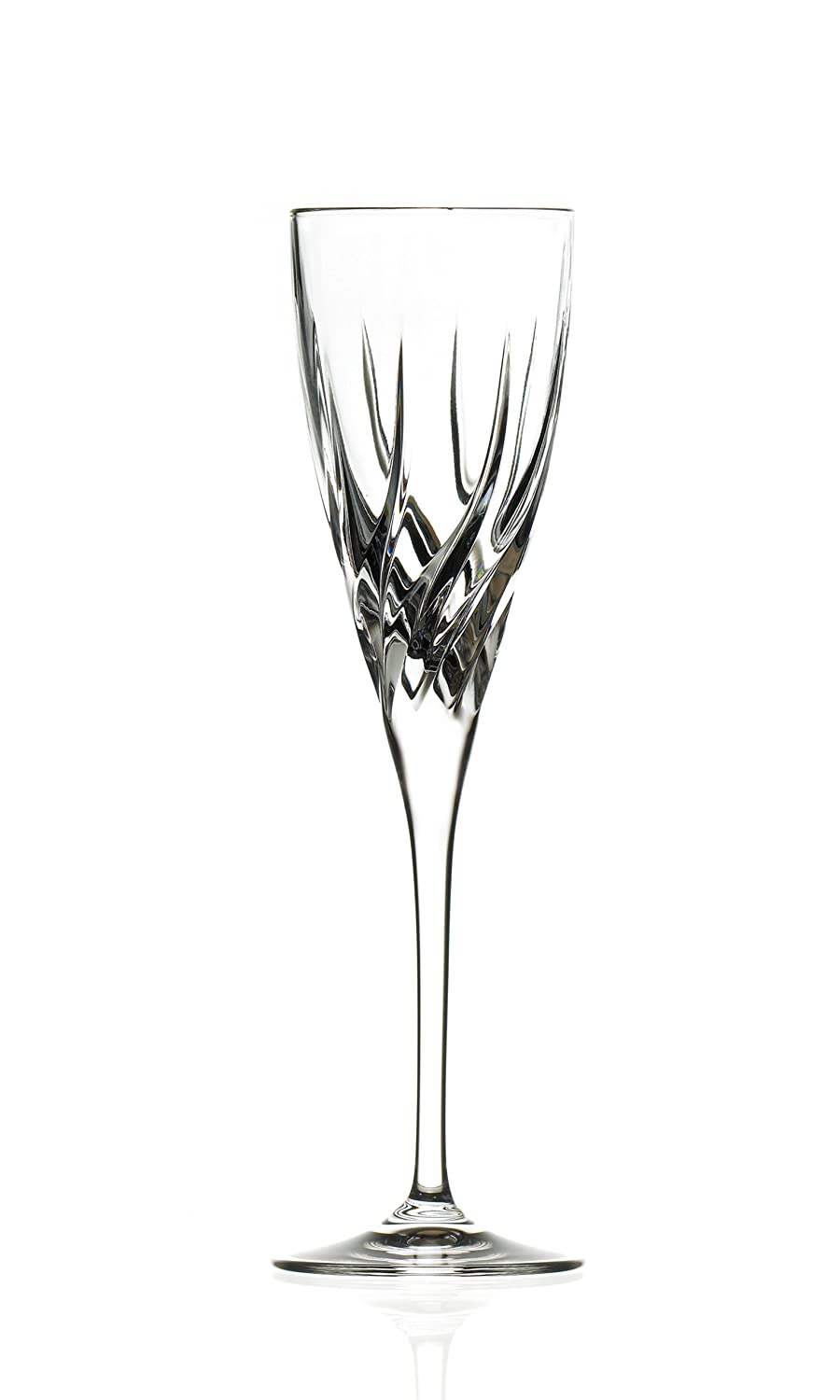 RCR Crystal Trix Champagne Flutes, Set of 6 23945020006 25614020006