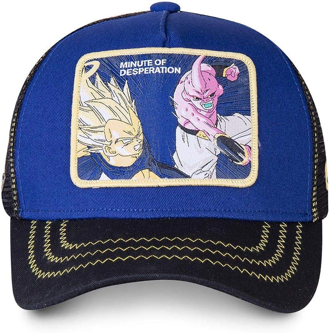 Dragon Ball Z Baseball Cap Hat Snapback Goku Vegeta Super Saiyan Frieza Gohan