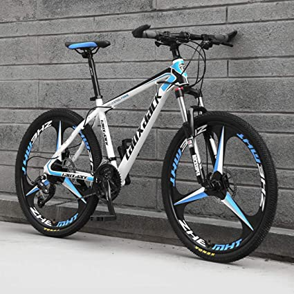 Amazon Com Llloe Men S Mountain Bike Hardtail With 26 Inch Wheels Variable Speed Bicycle 21 24 27 Speed Sports Car Lightweight Aluminum Frame Mtb Bicycle With Disc Brakes Sports Outdoors