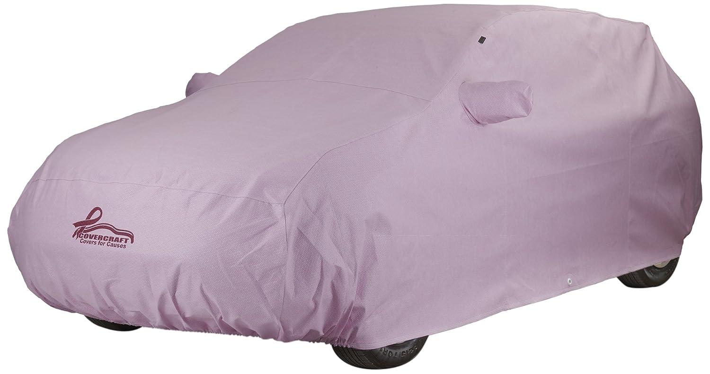クラフトカスタムフィット車のカバーAudi q5モデル – Noah (ピンク)B00IG7QD3C--