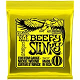 Ernie Ball Beefy Slinky Nickel Wound Set, .011 - .054