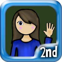 2nd Grade Math Genius (for Kindle, Tablet & Phone)