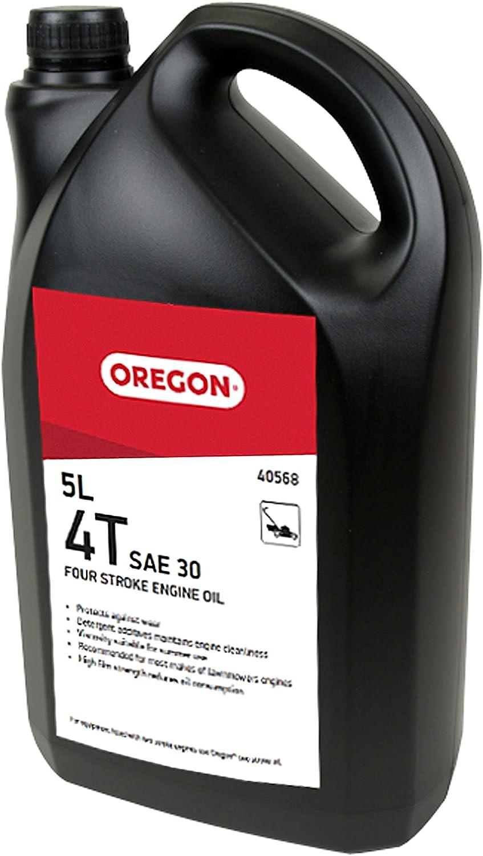 Oregon 40568 - Aceite del motor 30 4 tiempos universales sae