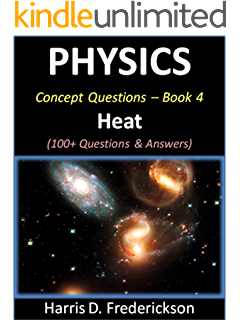 Amazon physics concept questions book 5 sound 150 physics concept questions book 4 heat 100 questions answers fandeluxe