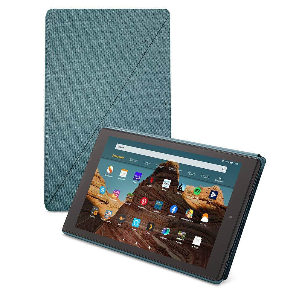 Dunkelblau Fire HD 10-Tablet H/ülle kompatibel mit Tablets der 9. Generation, 2019
