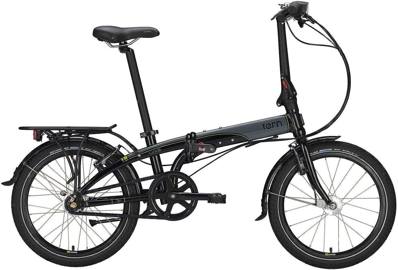 Eine Person, die benutzt Faltrad