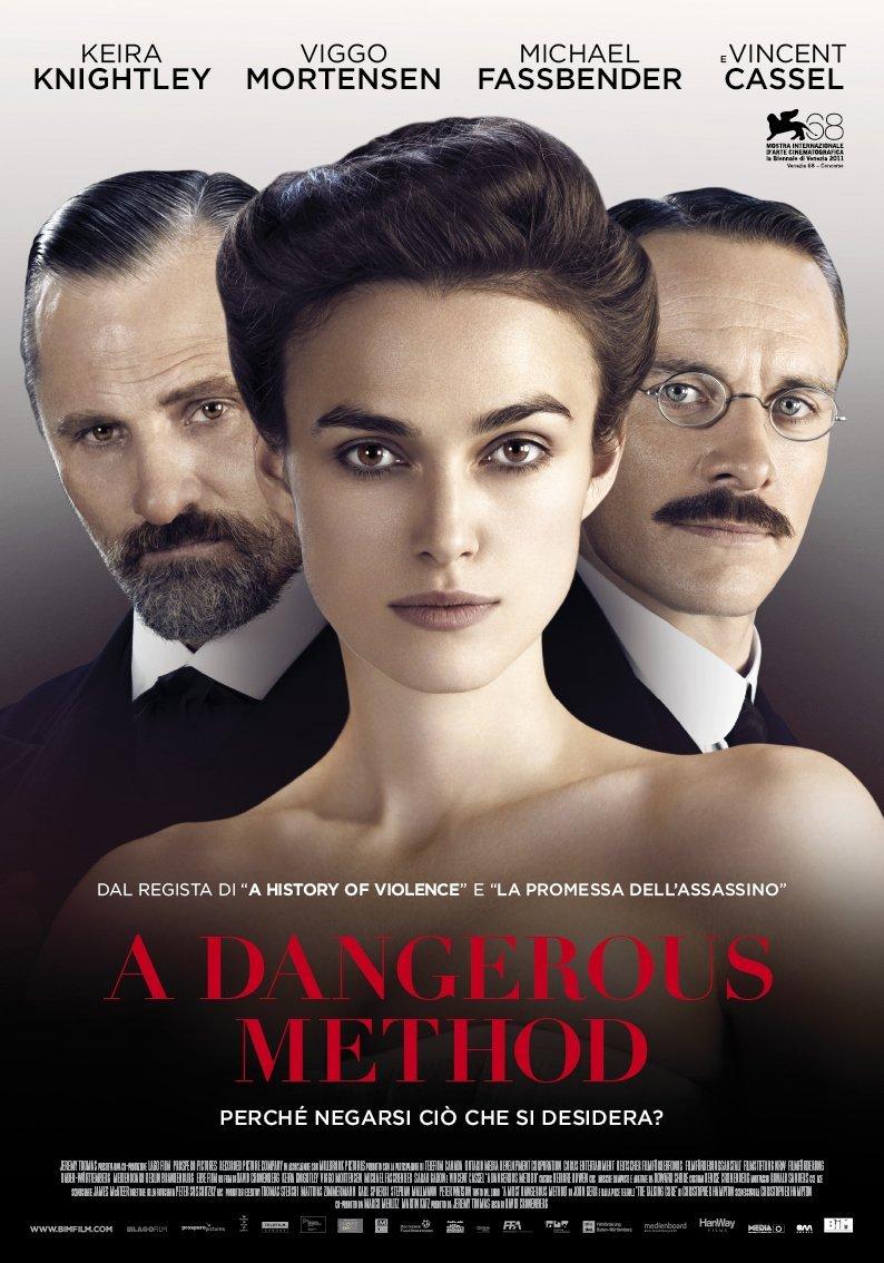 A Dangerous Method / Une méthode dangereuse (Bilingual) Michael Fassbender Keira Knightley Viggo Mortensen Vincent Cassel