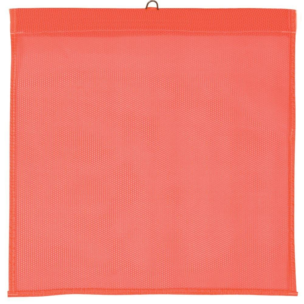 Safety Flag 18 in. x 18 in. Mesh Tailgate Flag